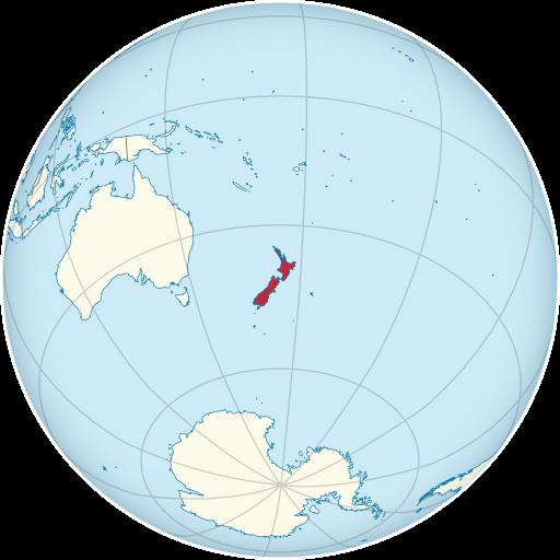 NZ-Globe