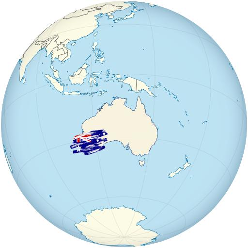 SWAustralia-Globe