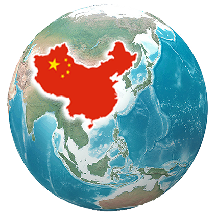 China-Globe